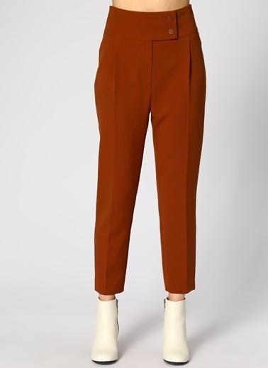 Random Pantolon Taba